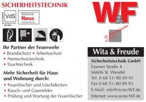 W&F Sicherheitstechnik in 66606 Sankt Wendel