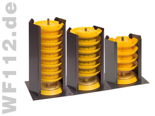 Twister-Lights erhältlich in Versionen zu 4er Set, 6er Set, 8er Set mit Akku-Ladestation
