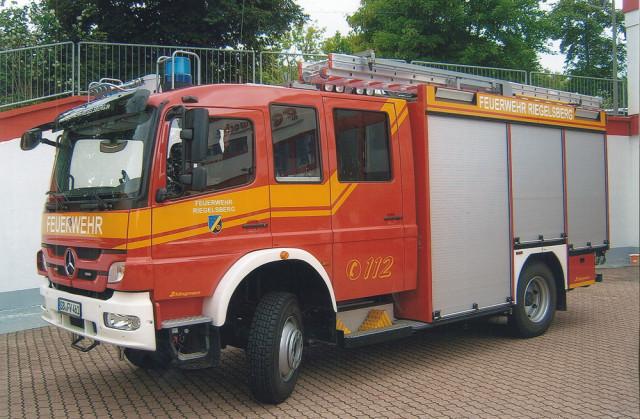 HLF 20 Freiwillige Feuerwehr Riegelsberg