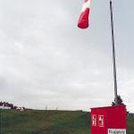 Hubschrauberlandeplatz am Wendelinuspark in Sankt Wendel
